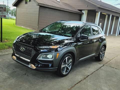 2020 Hyundai Kona for sale at MOTORSPORTS IMPORTS in Houston TX