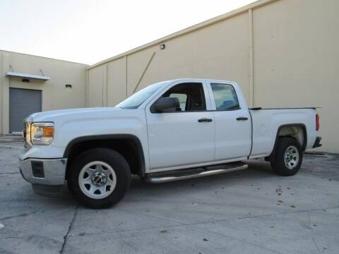 2015 GMC Sierra 1500 for sale at Easy Deal Auto Brokers in Hollywood FL