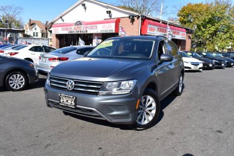 2018 Volkswagen Tiguan for sale at Foreign Auto Imports in Irvington NJ
