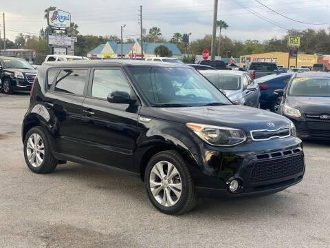 2016 Kia Soul for sale at Marvin Motors in Kissimmee FL