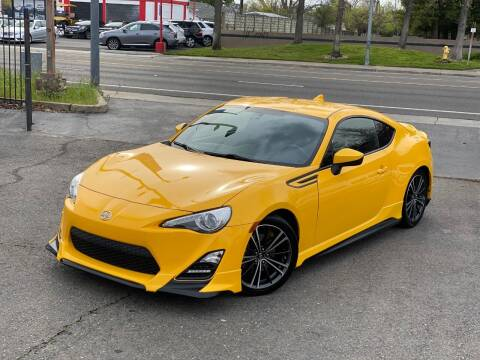 2015 Scion FR-S for sale at KAS Auto Sales in Sacramento CA