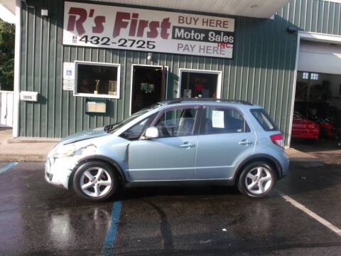 2009 Suzuki SX4 Crossover for sale at R's First Motor Sales Inc in Cambridge OH