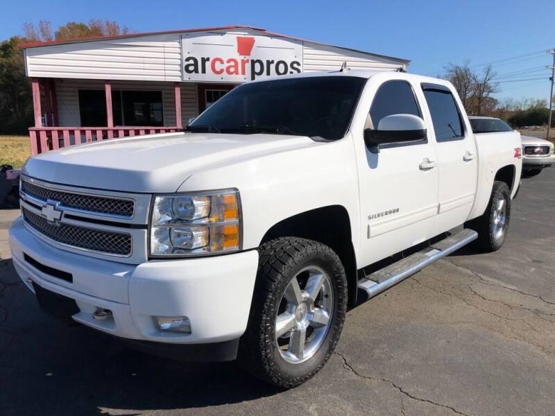 2013 Chevrolet Silverado 1500 for sale at Arkansas Car Pros in Cabot AR