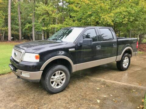 2004 Ford F-150 for sale at Weaver Motorsports Inc in Cary NC