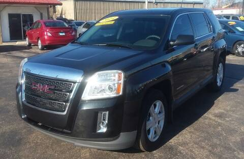 2014 GMC Terrain for sale at Smart Buy Auto in Bradley IL