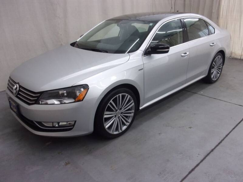 2015 Volkswagen Passat for sale at Paquet Auto Sales in Madison OH