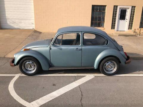 1971 Volkswagen Beetle for sale at Finish Line Motors in Tulsa OK