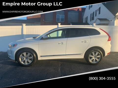 2016 Volvo XC60 for sale at Empire Motor Group LLC in Plaistow NH