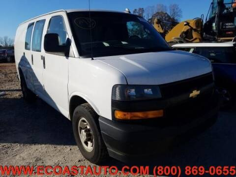 2018 Chevrolet Express Cargo for sale at East Coast Auto Source Inc. in Bedford VA