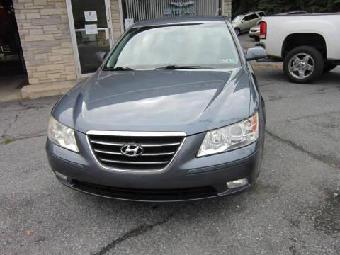 2009 Hyundai Sonata for sale at Marks Automotive Inc. in Nazareth PA