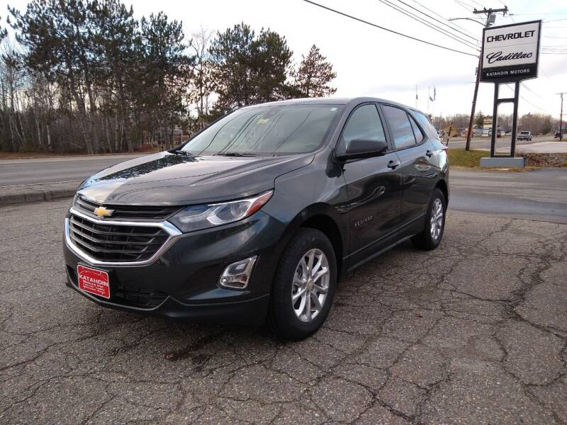 2021 Chevrolet Equinox for sale at KATAHDIN MOTORS INC /  Chevrolet Sales & Service in Millinocket ME