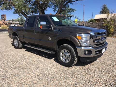 2016 Ford F-250 Super Duty for sale at Northwest Auto Sales & Service Inc. in Meeker CO