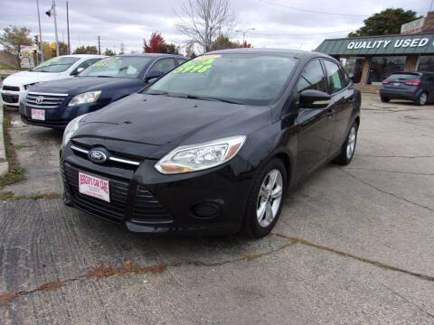 2013 Ford Focus for sale at BERGER'S CAR CARE in Milwaukee WI