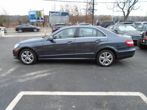 2010 Mercedes-Benz E-Class for sale at Gemini Auto Sales in Providence RI