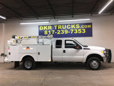 2014 Ford F-350 Super Duty for sale at DKR Trucks in Arlington TX
