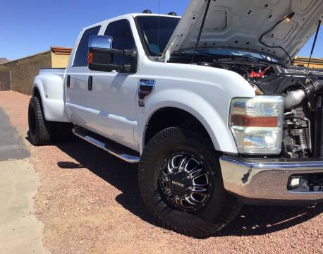 2008 Ford F-350 Super Duty for sale at SPEND-LESS AUTO in Kingman AZ