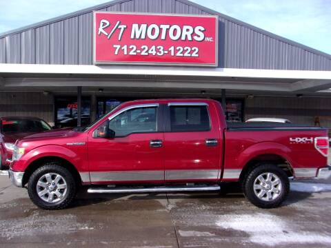 2014 Ford F-150 for sale at RT Motors Inc in Atlantic IA
