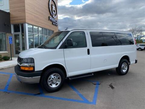 2015 Chevrolet Express Passenger for sale at PRINCE MOTORS in Hudsonville MI