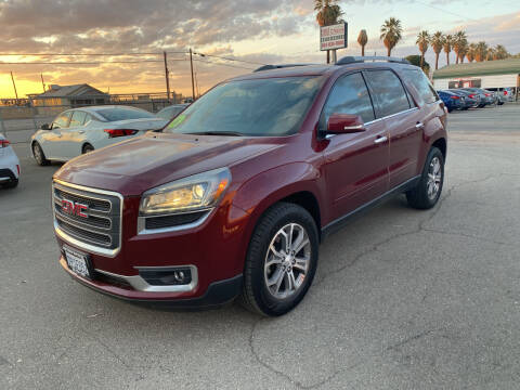 2016 GMC Acadia for sale at First Choice Auto Sales in Bakersfield CA