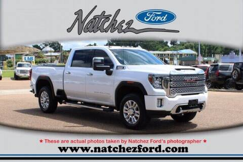 2020 GMC Sierra 2500HD for sale at Auto Group South - Natchez Ford Lincoln in Natchez MS