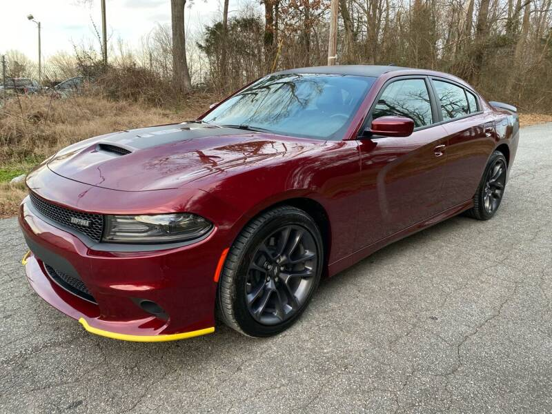 2020 Dodge Charger for sale at Speed Auto Mall in Greensboro NC