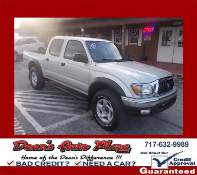 2003 Toyota Tacoma for sale at Dean's Auto Plaza in Hanover PA