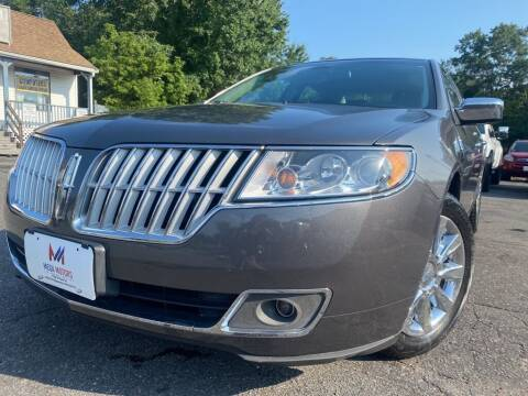 2011 Lincoln MKZ for sale at Mega Motors in West Bridgewater MA