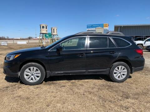 2017 Subaru Outback for sale at Sam Buys in Beaver Dam WI