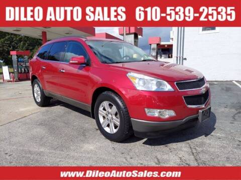 2012 Chevrolet Traverse for sale at Dileo Auto Sales in Norristown PA
