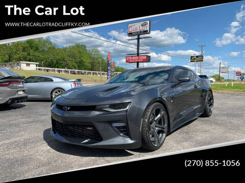 2016 Chevrolet Camaro for sale at The Car Lot in Radcliff KY
