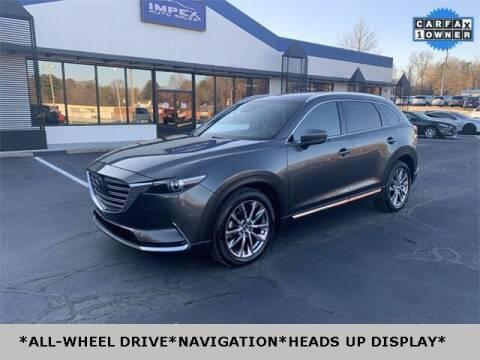 2016 Mazda CX-9 for sale at Impex Auto Sales in Greensboro NC