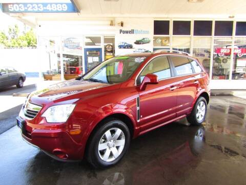2009 Saturn Vue for sale at Powell Motors Inc in Portland OR