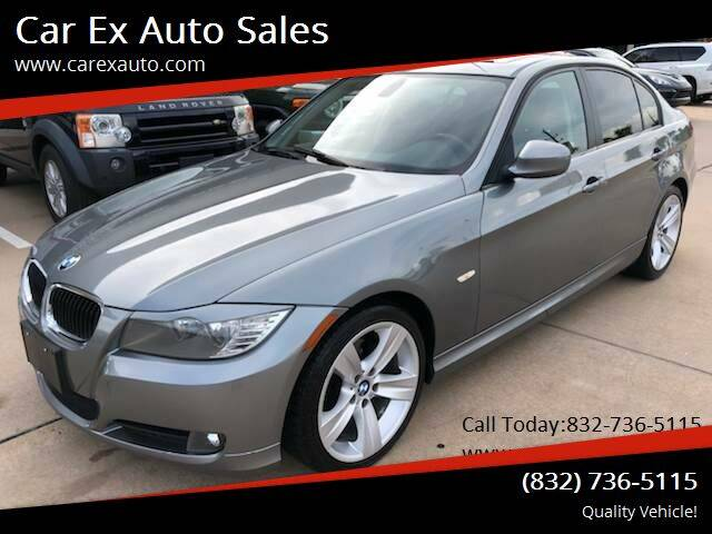 2010 BMW 3 Series for sale at Car Ex Auto Sales in Houston TX
