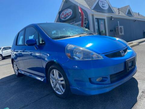 2008 Honda Fit for sale at Cape Cod Carz in Hyannis MA