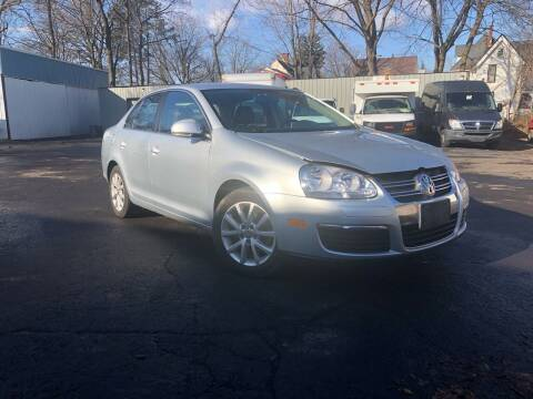 2010 Volkswagen Jetta for sale at Affordable Cars in Kingston NY