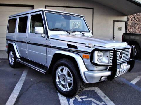 2005 Mercedes-Benz G-Class for sale at DriveTime Plaza in Roseville CA