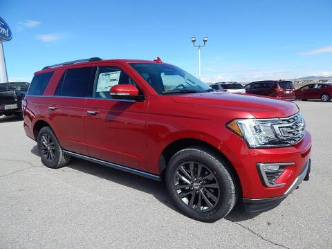 2020 Ford Expedition for sale at West Motor Company - West Motor Ford in Preston ID