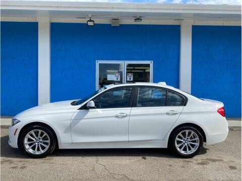 2017 BMW 3 Series for sale at Khodas Cars in Gilroy CA