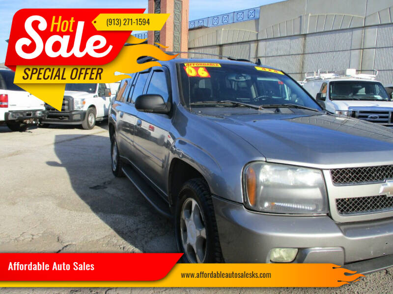 2006 Chevrolet TrailBlazer EXT for sale at Affordable Auto Sales in Olathe KS