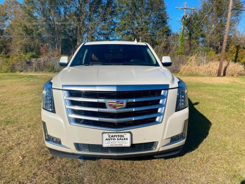 2015 Cadillac Escalade for sale at CAPITOL AUTO SALES LLC in Baton Rouge LA
