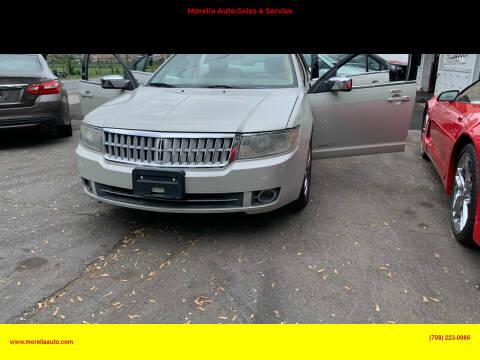 2007 Lincoln MKZ for sale at Morelia Auto Sales & Service in Maywood IL