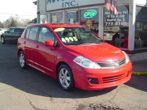 2011 Nissan Versa for sale at G & L Auto Sales Inc in Roseville MI
