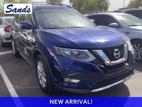 2017 Nissan Rogue for sale at Sands Chevrolet in Surprise AZ