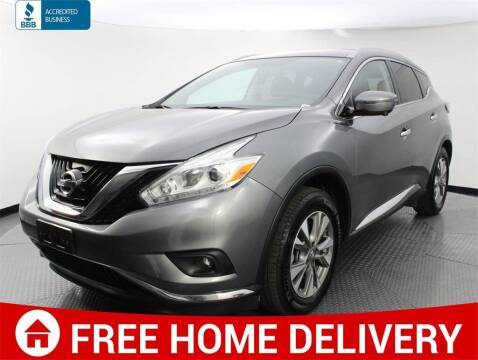 2017 Nissan Murano for sale at Florida Fine Cars - West Palm Beach in West Palm Beach FL