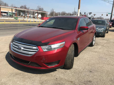 2013 Ford Taurus for sale at Pep Auto Sales in Goshen IN