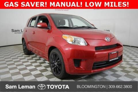 2012 Scion xD for sale at Sam Leman Toyota Bloomington in Bloomington IL