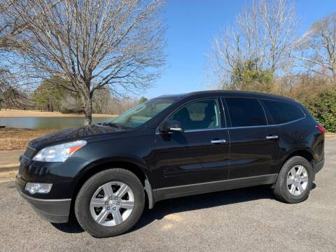 2012 Chevrolet Traverse for sale at LAMB MOTORS INC in Hamilton AL