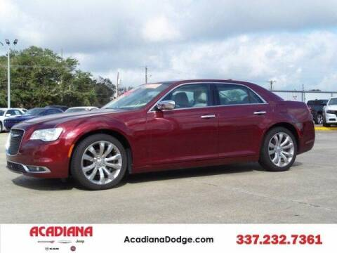 2018 Chrysler 300 for sale at Acadiana Automotive Group - Acadiana DCJRF Lafayette in Lafayette LA