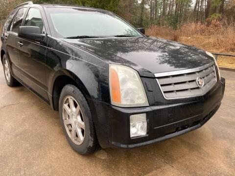 2005 Cadillac SRX for sale at Peppard Autoplex in Nacogdoches TX