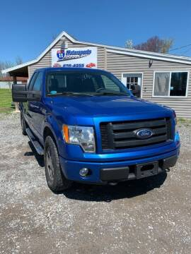2010 Ford F-150 for sale at ROUTE 11 MOTOR SPORTS in Central Square NY